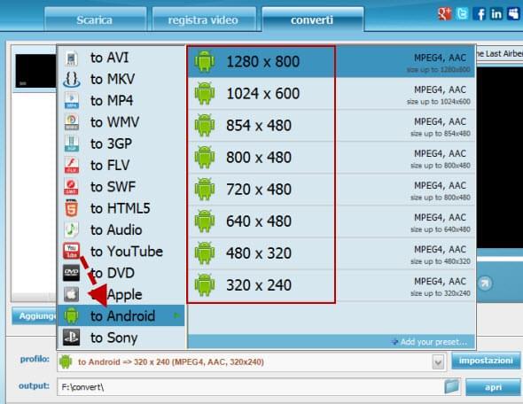 programma per scaricare video da internet online