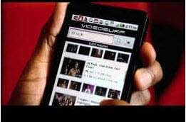 videosurf mobile app