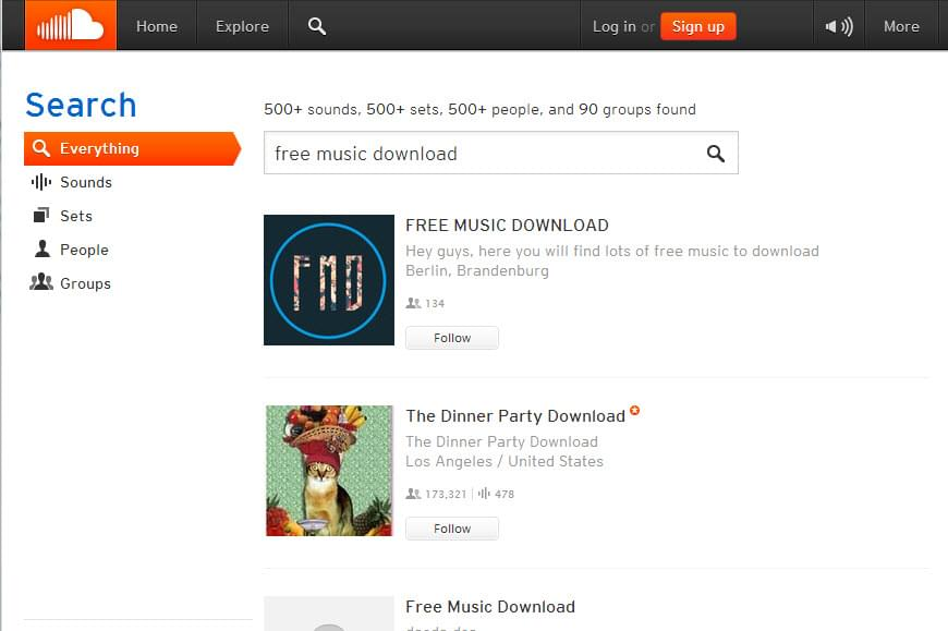 The Best Free Music Download Sites That Are Totally