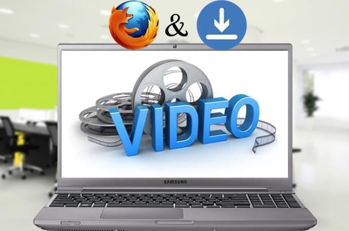 how to  streaming flash video firefox
