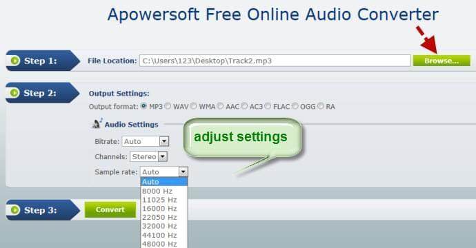 How to compress audio and reduce audio file size simply
