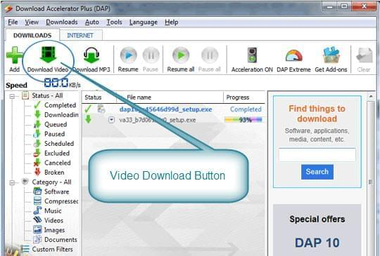 internet manager free  software