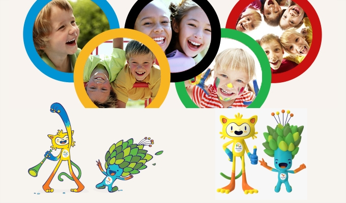 10 Popular Olympic Games for Kids in 2016