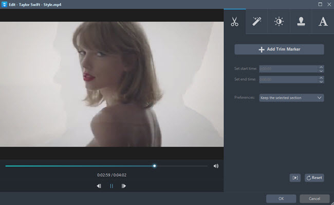 edit video frame by frame